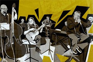 KAZIK & Kwartet ProForma – 28 grudnia – CORK
