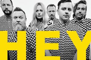 HEY FAYRANT TOUR  – 26 października – DUBLIN